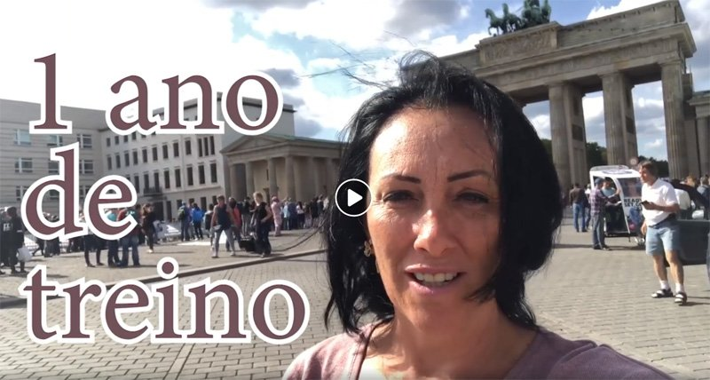 Maratona Berlim Vídeo