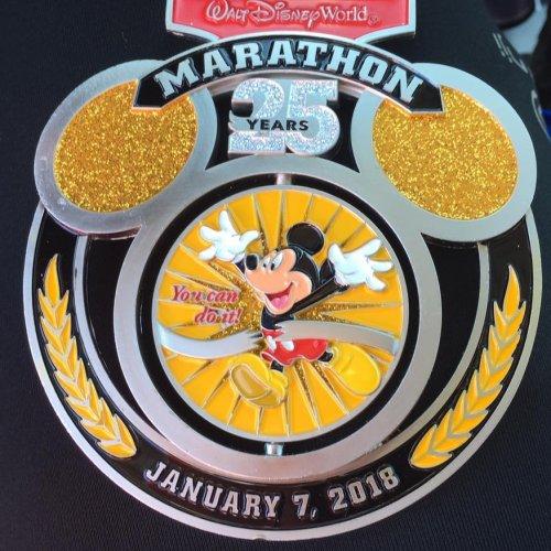 Walt Disney World Marathon 2018