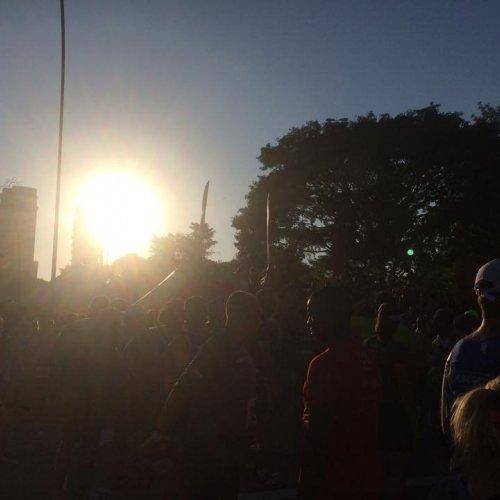Maratona internacional de São Paulo 2016