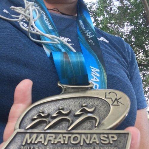 Maratona internacional de São Paulo 2017