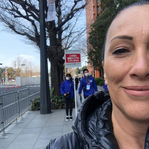 Maratona Tóquio 2020